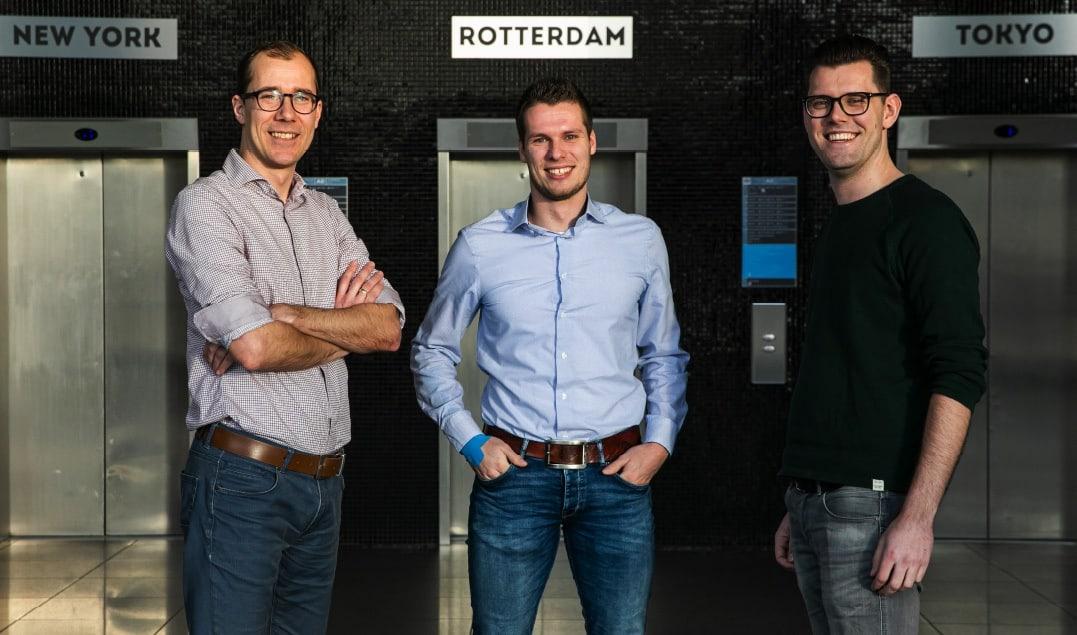 Digitalisering vastgoed Woonstad Rotterdam