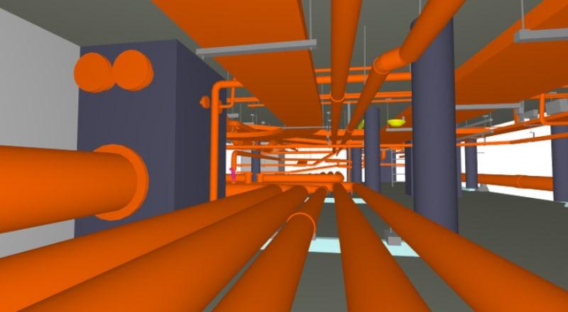 Tunnelbank Erasmus MC